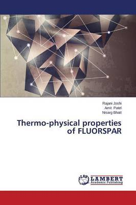 Thermo-Physical Properties of Fluorspar