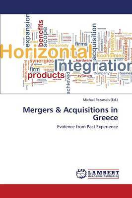 Mergers & Acquisitions in Greece