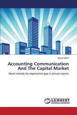 Accounting Communication and the Capital Market