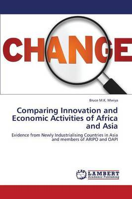 Comparing Innovation and Economic Activities of Africa and Asia
