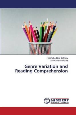 Genre Variation and Reading Comprehension