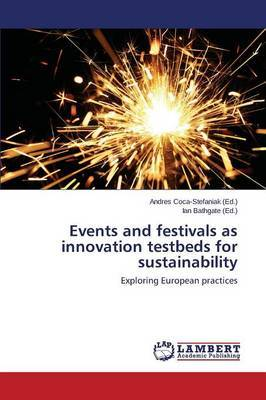 Events and Festivals as Innovation Testbeds for Sustainability