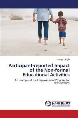 Participant-Reported Impact of the Non-Formal Educational Activities