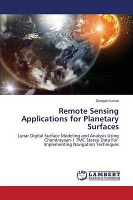 Remote Sensing Applications for Planetary Surfaces