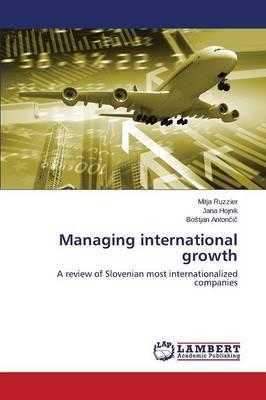 Managing International Growth