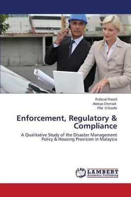 Enforcement, Regulatory & Compliance