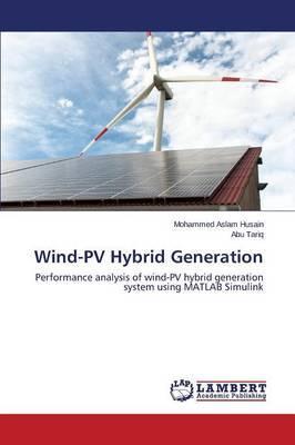 Wind-Pv Hybrid Generation