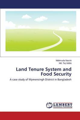 Land Tenure System and Food Security