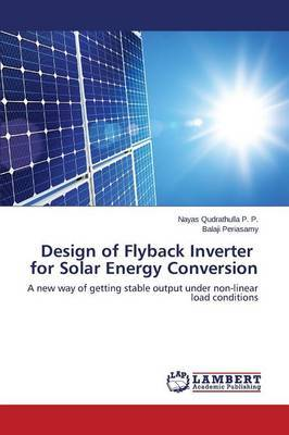Design of Flyback Inverter for Solar Energy Conversion