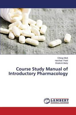 Course Study Manual of Introductory Pharmacology