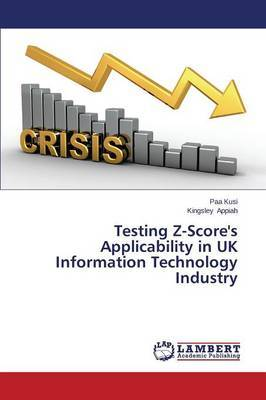 Testing Z-Score's Applicability in UK Information Technology Industry