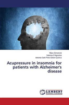 Acupressure in Insomnia for Patients with Alzheimer's Disease