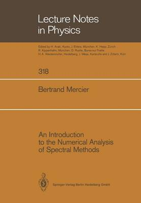 An Introduction to the Numerical Analysis of Spectral Methods