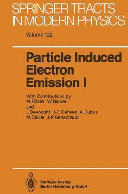 Particle Induced Electron Emission: I