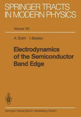 Electrodynamics of the Semiconductor Band Edge