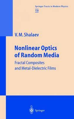 Nonlinear Optics of Random Media: Fractal Composites and Metal-dielectric Films