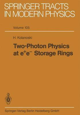 Two-photon Physics at E+ E- Storage Rings