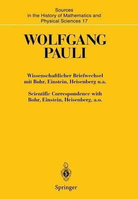 Wissenschaftlicher Briefwechsel mit Bohr, Einstein, Heisenberg U.A. / Scientific Correspondence with Bohr, Einstein, Heisenberg, A.O.: Band IV, Teil III: 1955-1956
