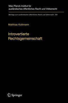 Introvertierte Rechtsgemeinschaft: Zur Richterlichen Kontrolle Des Auswartigen Handelns Der Europaischen Union