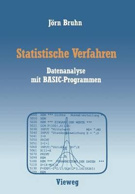 Statistische Verfahren: Datenanalyse Mit Basic-Programmen