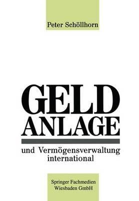 Geldanlage Und Vermogensverwaltung International