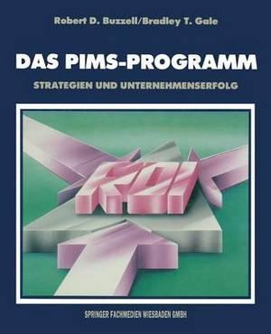 Das PIMS-Programm: Strategien Und Unternehmenserfolg