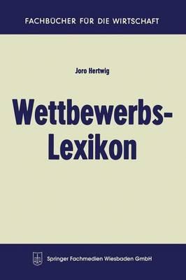 Wettbewerbs-Lexikon