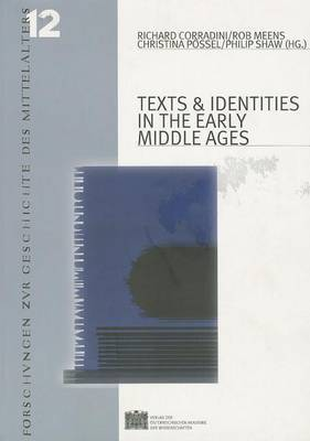 Texts & Identities in the Early Middle Ages