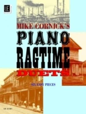 Piano Ragtime Duets: For Piano 4 Hands: UE16591