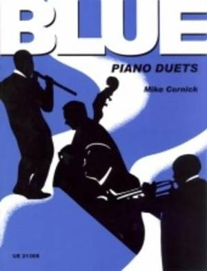 Blue Piano Duets for Piano 4 Hands: UE21006