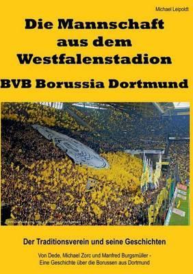 Die Mannschaft Aus Dem Westfalenstadion - Bvb Borussia Dortmund