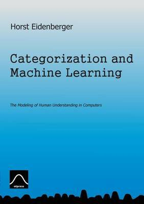 Categorization and Machine Learning