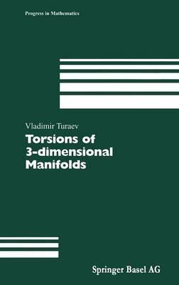 Torsions of 3-Dimensional Manifolds
