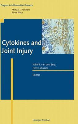 Cytokines and Joint Injury