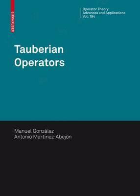 Tauberian Operators