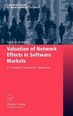 Valuation of Network Effects in Software Markets