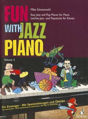 Fun with Jazz Piano: Volume 3