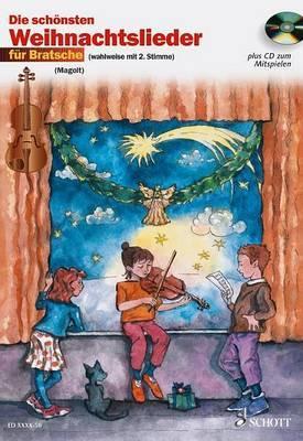 Die Schonsten Weihnachtslieder: Fur Bratsche