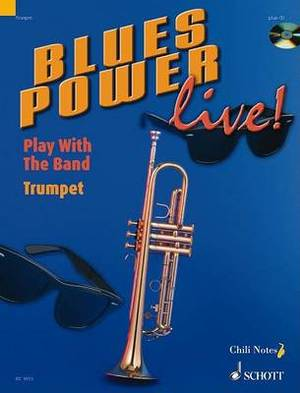 Blues Power Live!: Play with the Band
