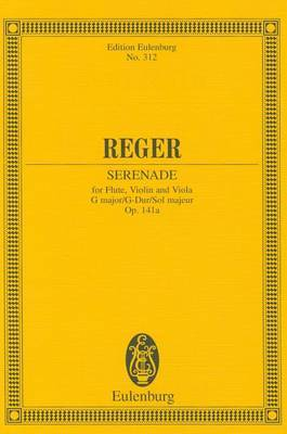 Serenade Op. 141a