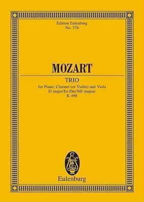 Trio K. 498 EFL Maj Clar/Va/Pf
