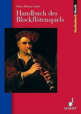 Handbuch Des Blockfloetenspiels