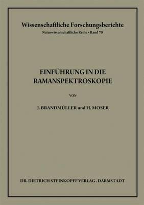 Einfuhrung in Die Ramanspektroskopie