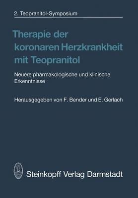 Therapie der Koronaren Herzkrankheit Mit Teopranitol
