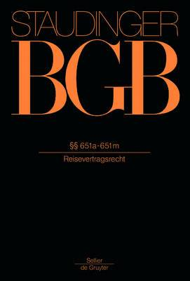 651a-651m: (Reisevertragsrecht)