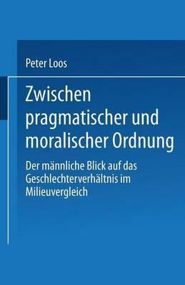 Zwischen Pragmatischer Und Moralischer Ordnung: Der Mannliche Blick Auf Das Geschlechterverhaltnis Im Milieuvergleich