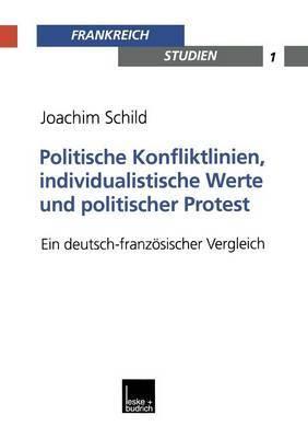 Politische Konfliktlinien, Individualistische Werte Und Politischer Protest