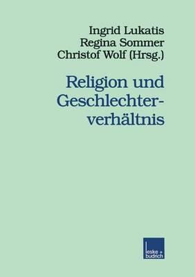 Religion Und Geschlechterverhaltnis