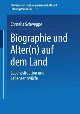 Biographie Und Alter(n) Auf Dem Land