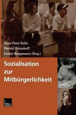 Sozialisation Zur Mitburgerlichkeit